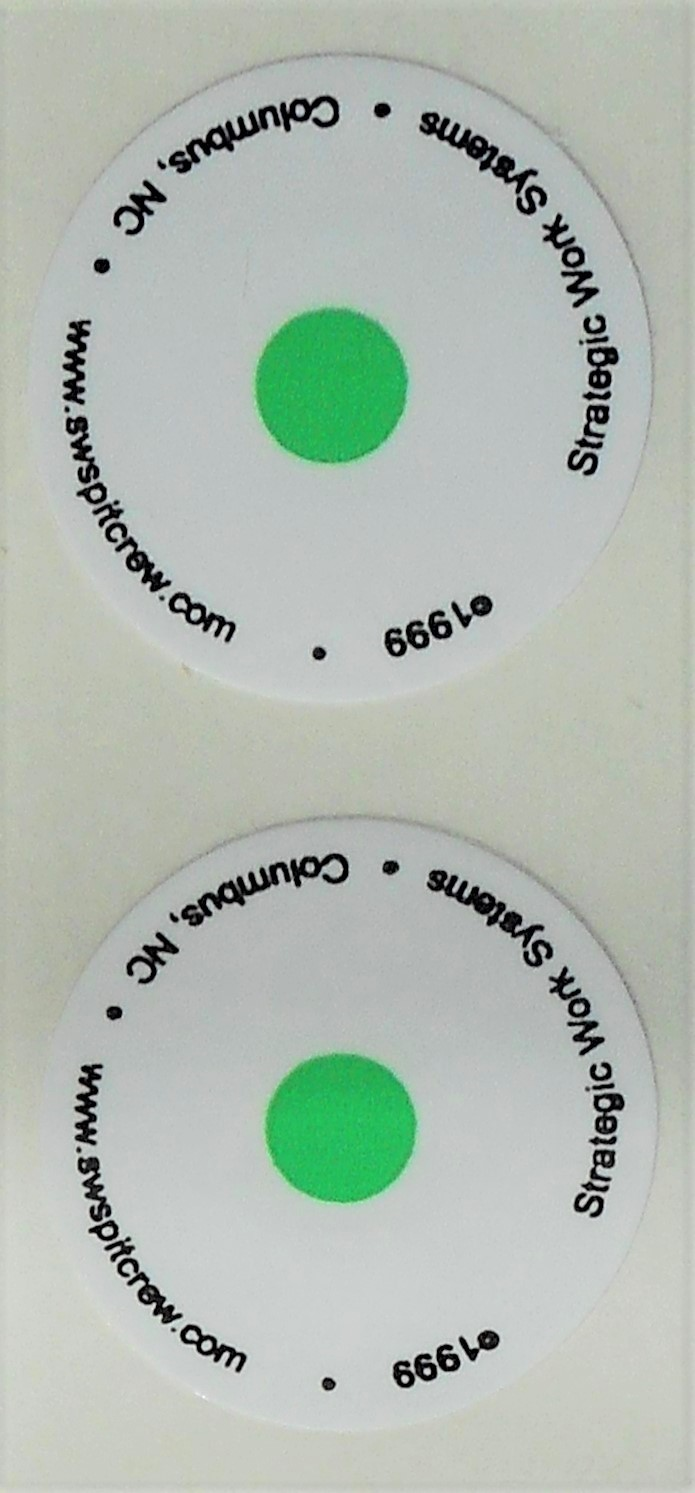 Vibration Analysis Target Labels